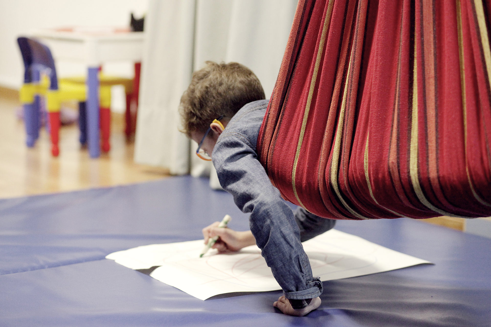 Terapia ocupacional pediatrica
